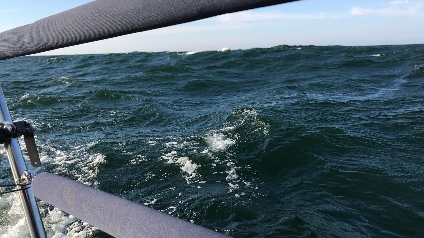 Reisebericht Kiwi 2018 Rund Bornholm