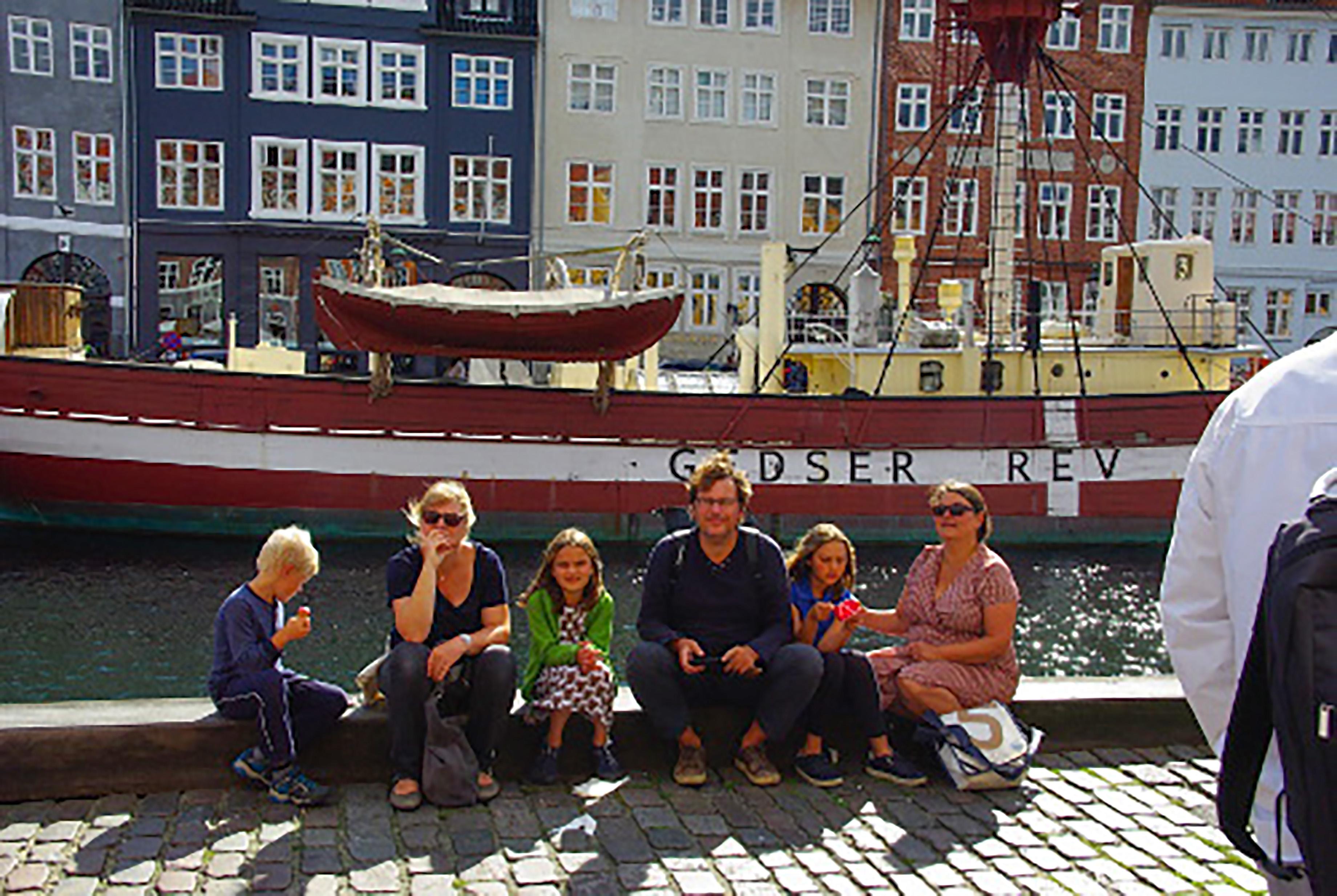 Hallo aus Kopenhagen